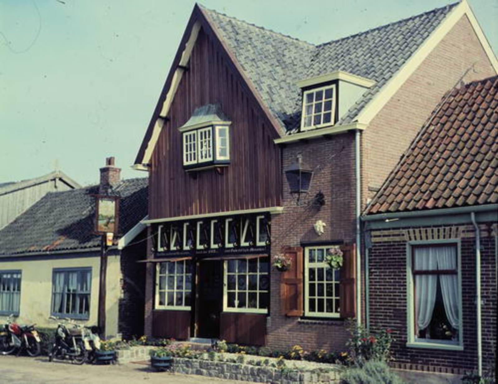 Vijfhuizerdijk 0005 1960- Restaurant