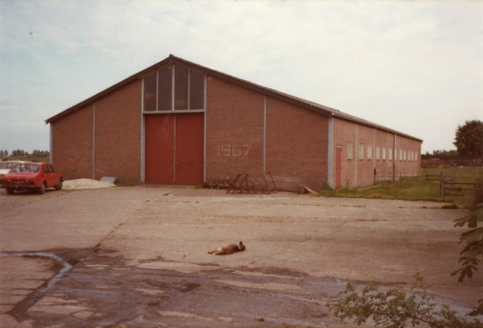 Vijfhuizerdijk 0125 1983 Loods A Ooms