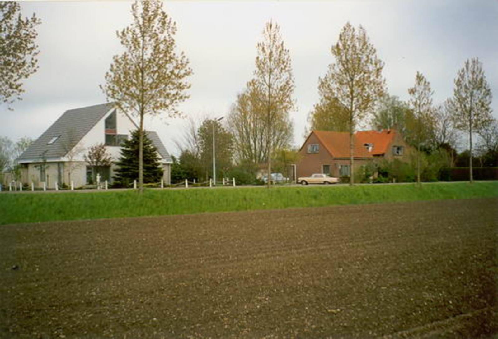 Vijfhuizerweg N 0533±-529 1999 vlak voor Sloop 01