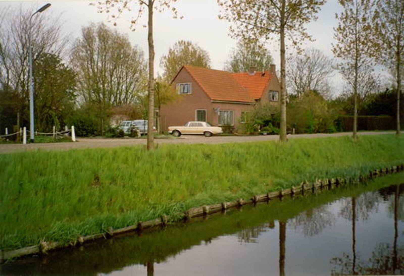 Vijfhuizerweg N 0533±-529 1999 vlak voor Sloop 04