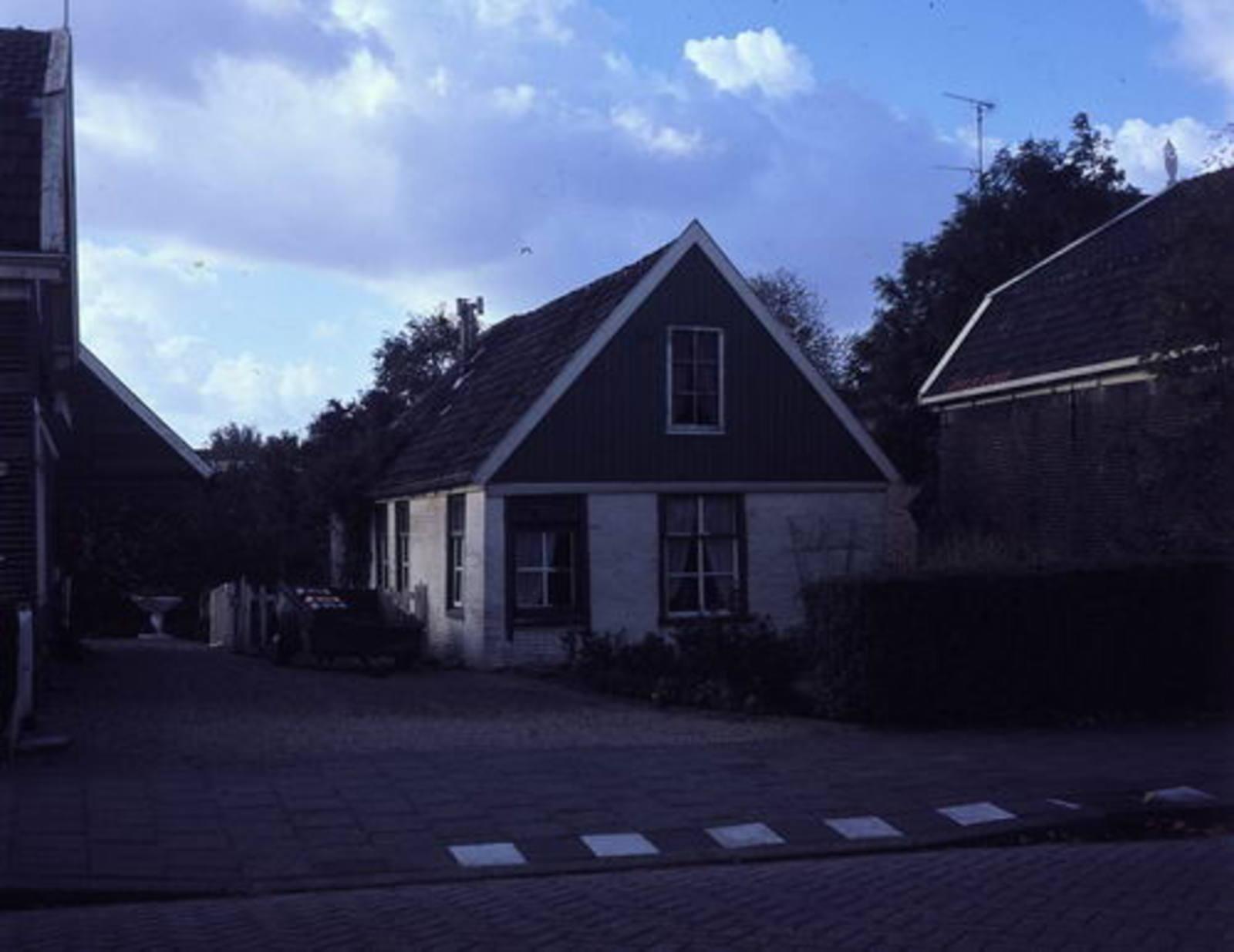 Vijfhuizerweg Z 0536 1979 Huize Godvliet