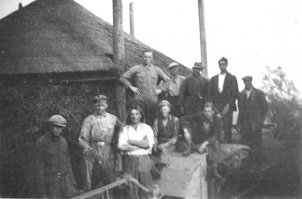 Vlieger Dirk de 1909 19__ met de Dorsploeg