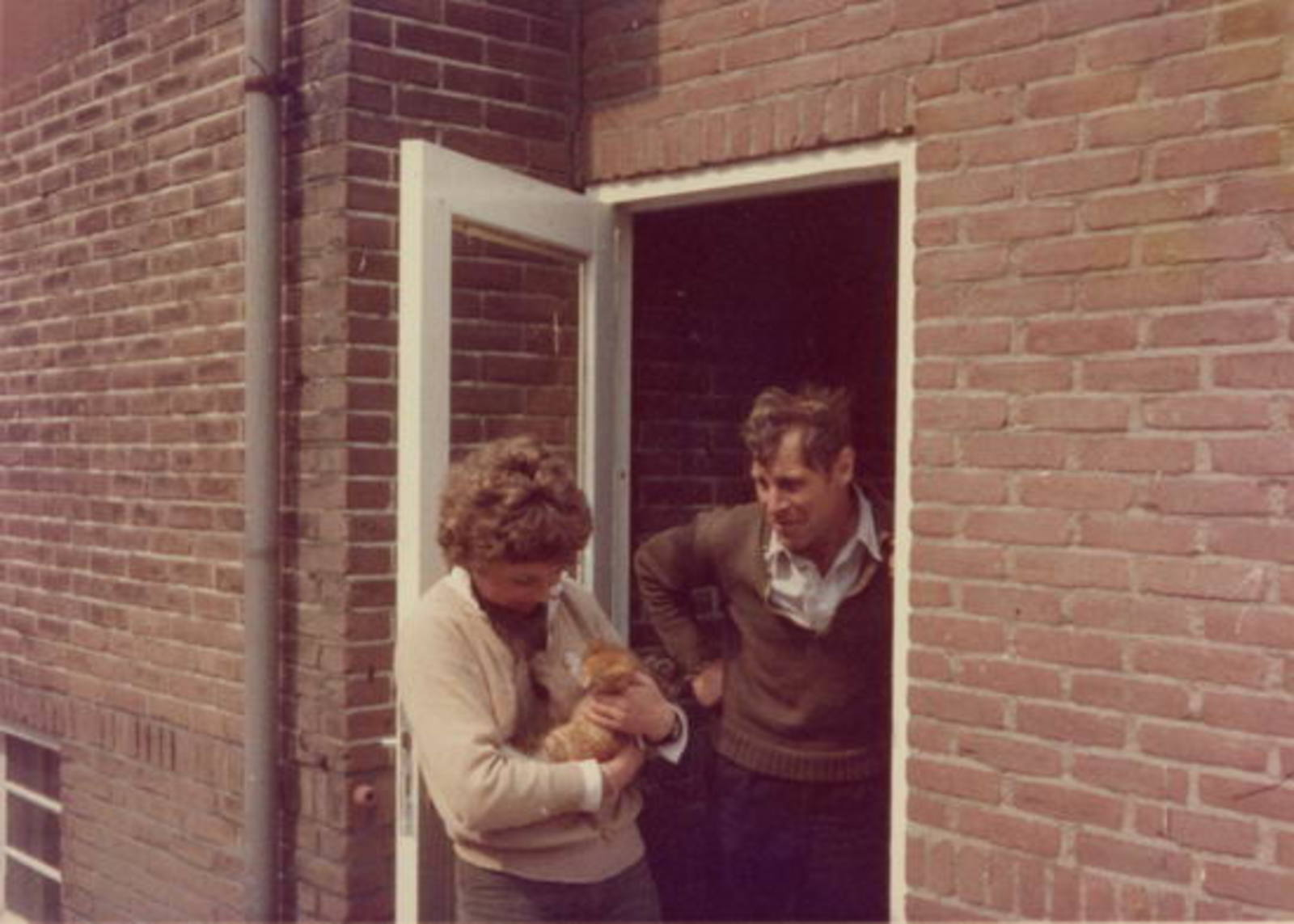 Vuren Peet v 1926 19__ Onbekend 33 met Kittens