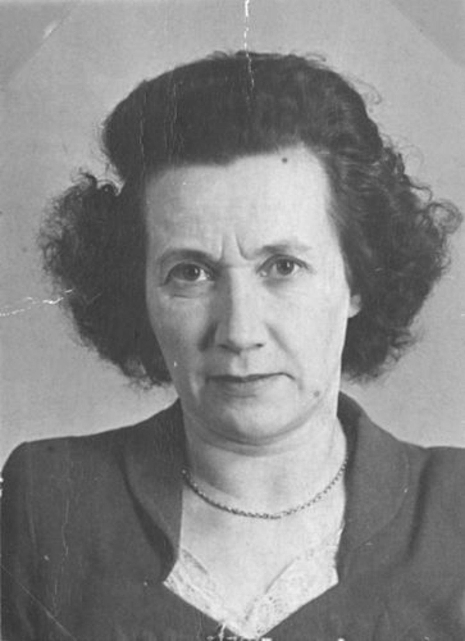 Wassenaar Hendrikus G 1909 1951 Pasfoto met vrouw Elisabeth A Duwel 02