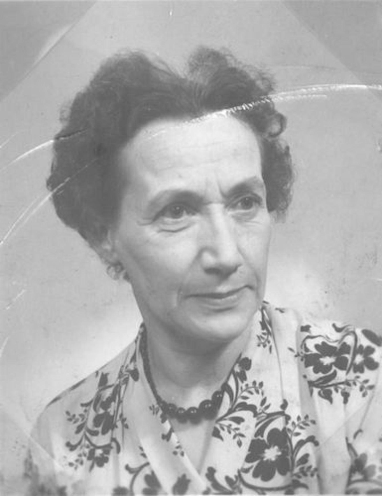 Wassenaar Hendrikus G 1909 19__ Pasfoto met vrouw Elisabeth A Duwel 11