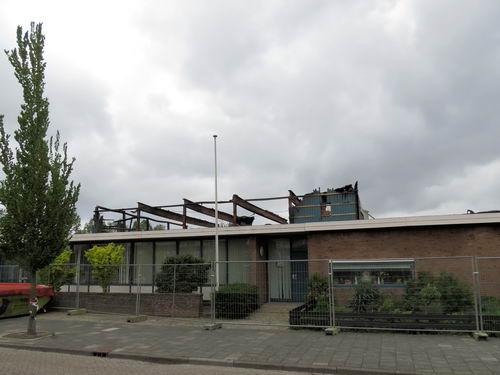 Werf 0002 2013 Brand Ontmoetingskerk Rijsenhout 02