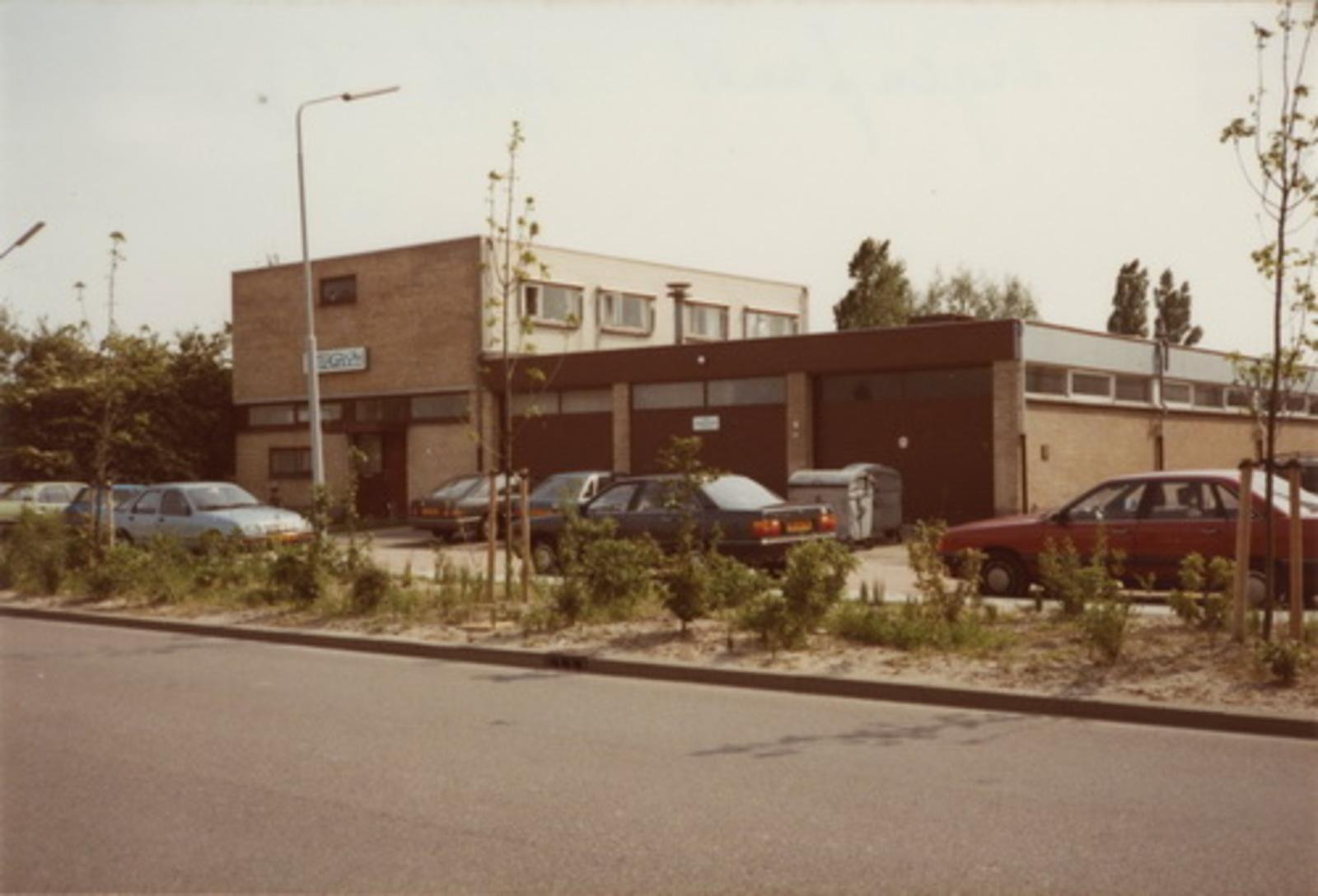 Wijkmeerstraat 0042 1983 Kantoor en Bedrijfspand Intergraph