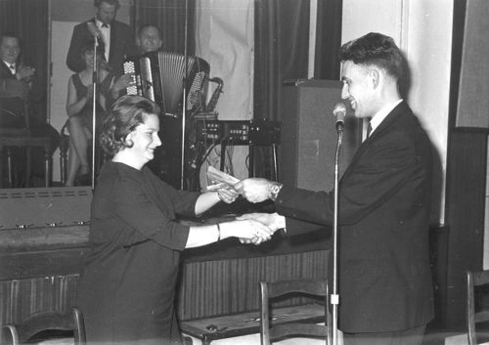 Winkeliersvereniging Hoofddorp 1969-70± Sinterklaas aktie 33
