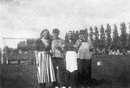 WOII 1947 Bevrijdingsfeest Athletiekvereniging 02