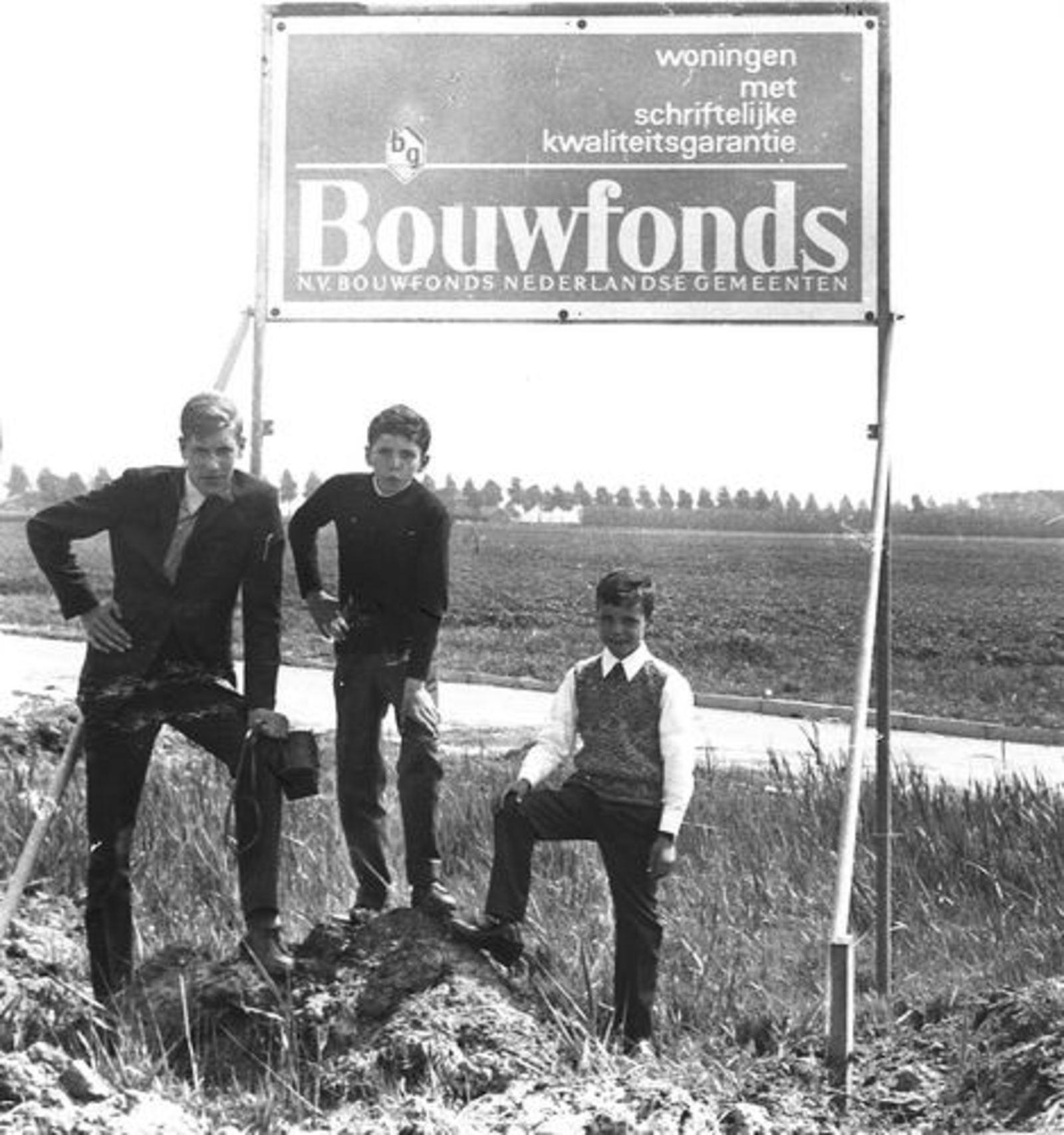 Zichtweg 0044 1971± Huize Pijpers in Aanbouw 03