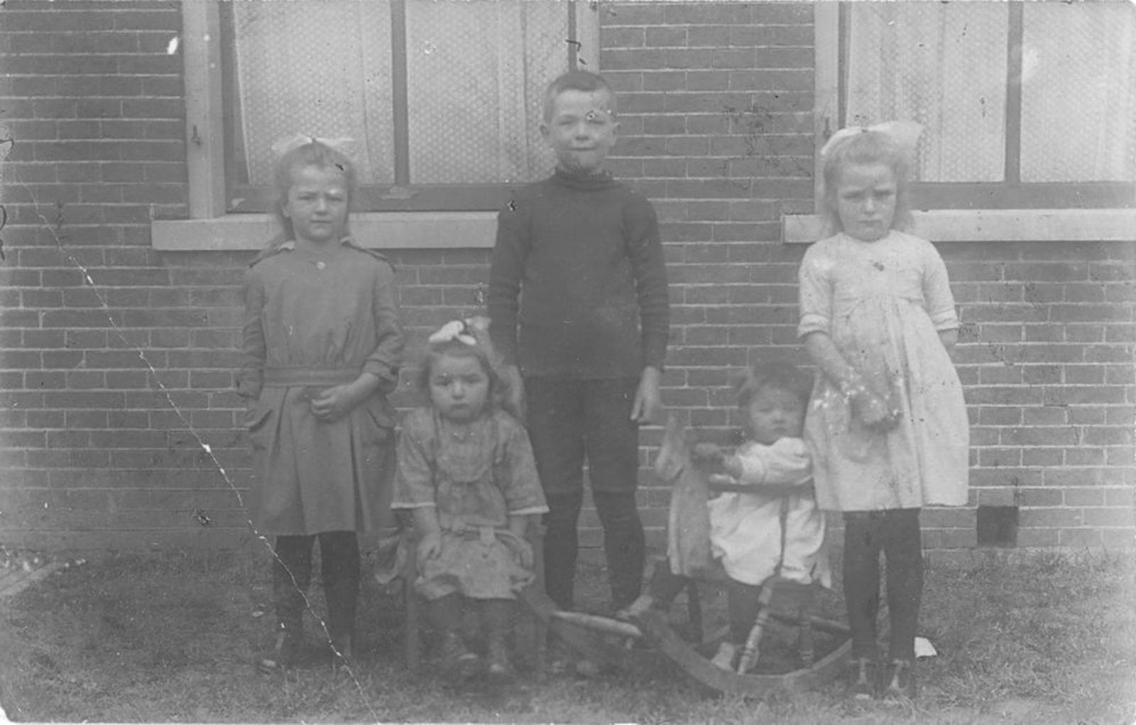 Zwager Nicolaas J 1890 19__ Onbekend Kinderen
