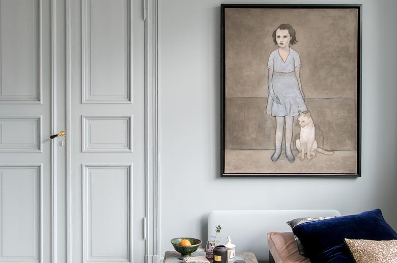 Peinture à la craie Classico van Pure & Original