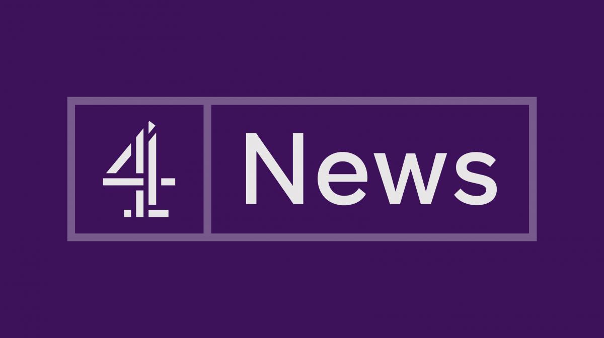 C4 news logo