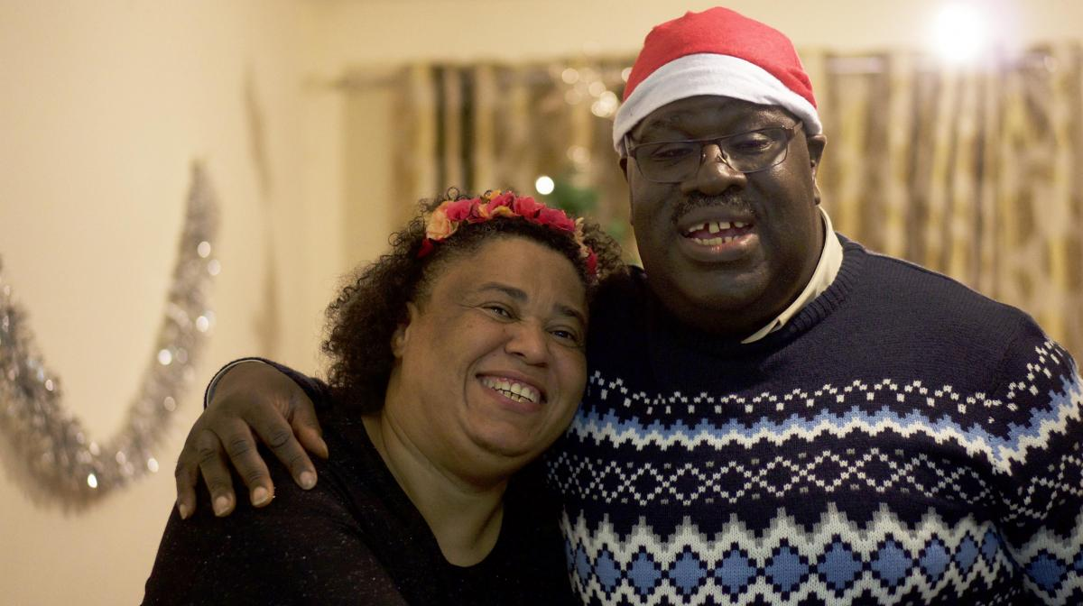 The Undateables: A Festive Proposal