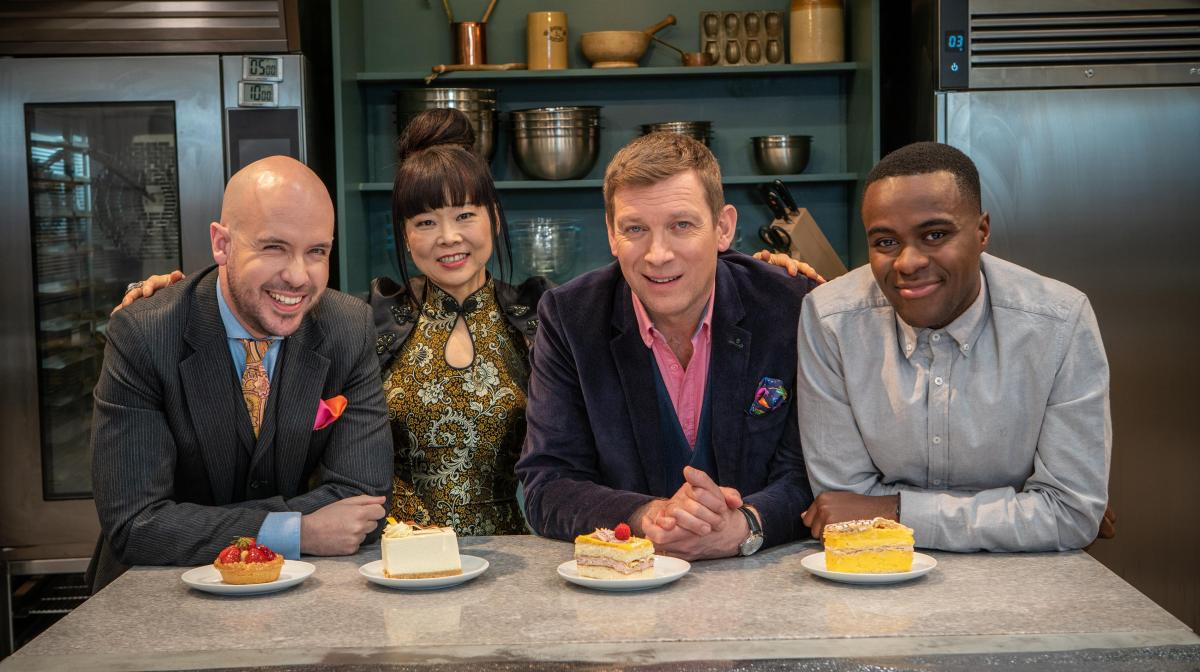 Bake Off: The Professionals 2019