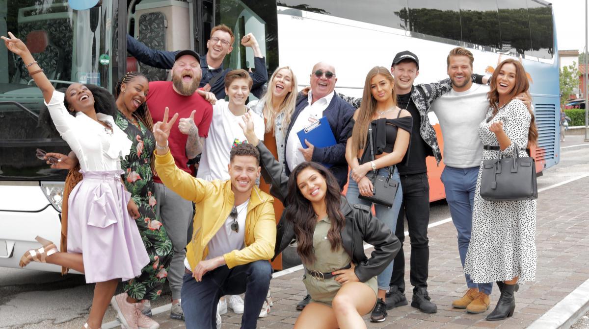 E4 Celebrity Coach Trip