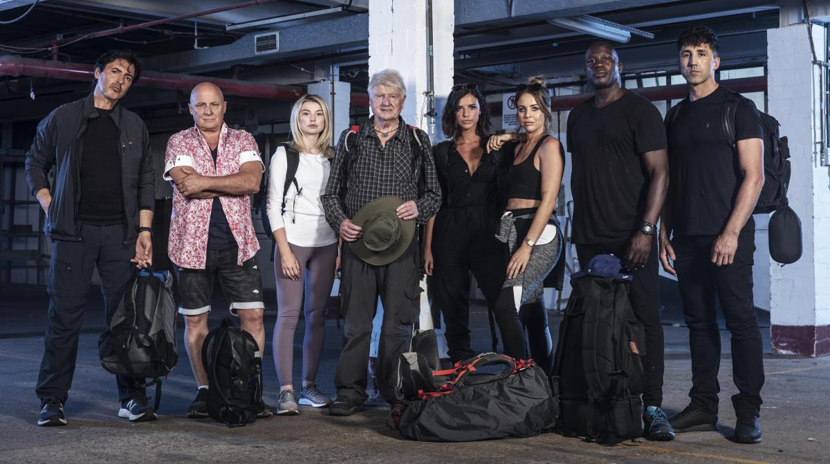 Celebrity Hunted Series 3