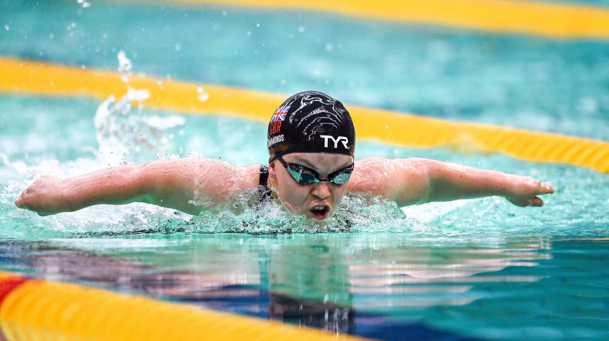 Live World Para Swimming World Championships: London 2019