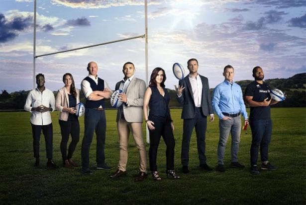 Rugby Presenters