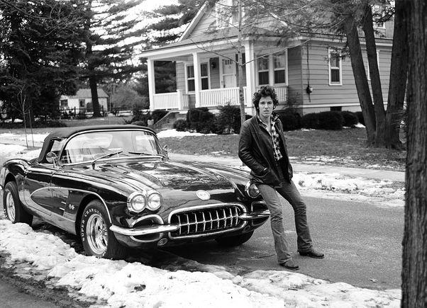 Formats and Music: Bruce Springsteen