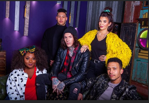 Formats and Music: Tattoo Fixers