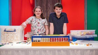 Lego Masters 2: Catherine and Patrick
