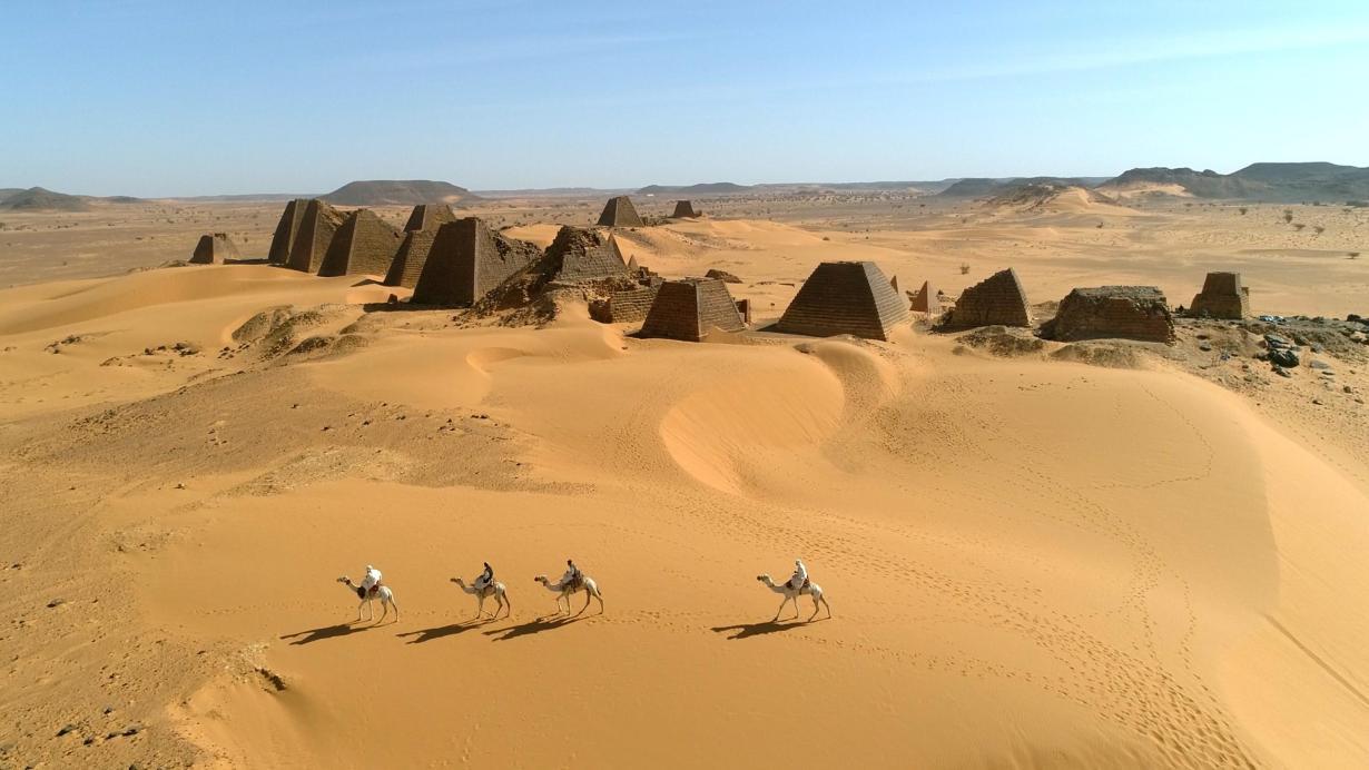 Egypts Black Pharoahs