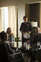 Laz Ingram (Natascha McElhone), Tom Hagerty (Sean Penn) and Eitan Madar (Oded Fehr)