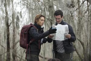 Sadie Hewitt (Hannah Ware) and Nick Fletcher (James Ransone)