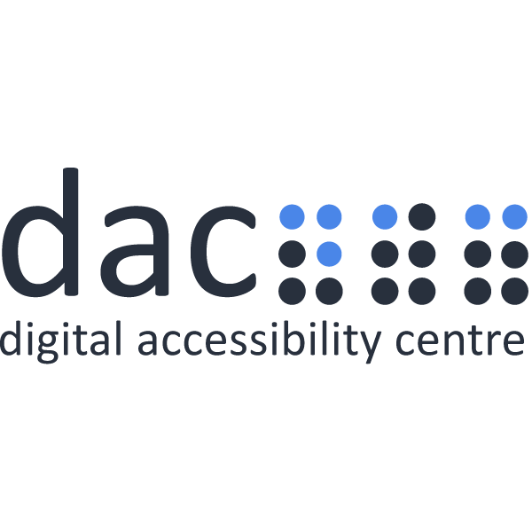 Digital Accessibility Centre (DAC) logo