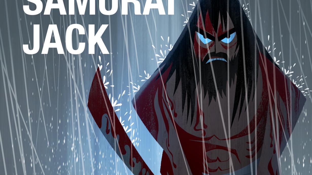 Samurai Jack trailer