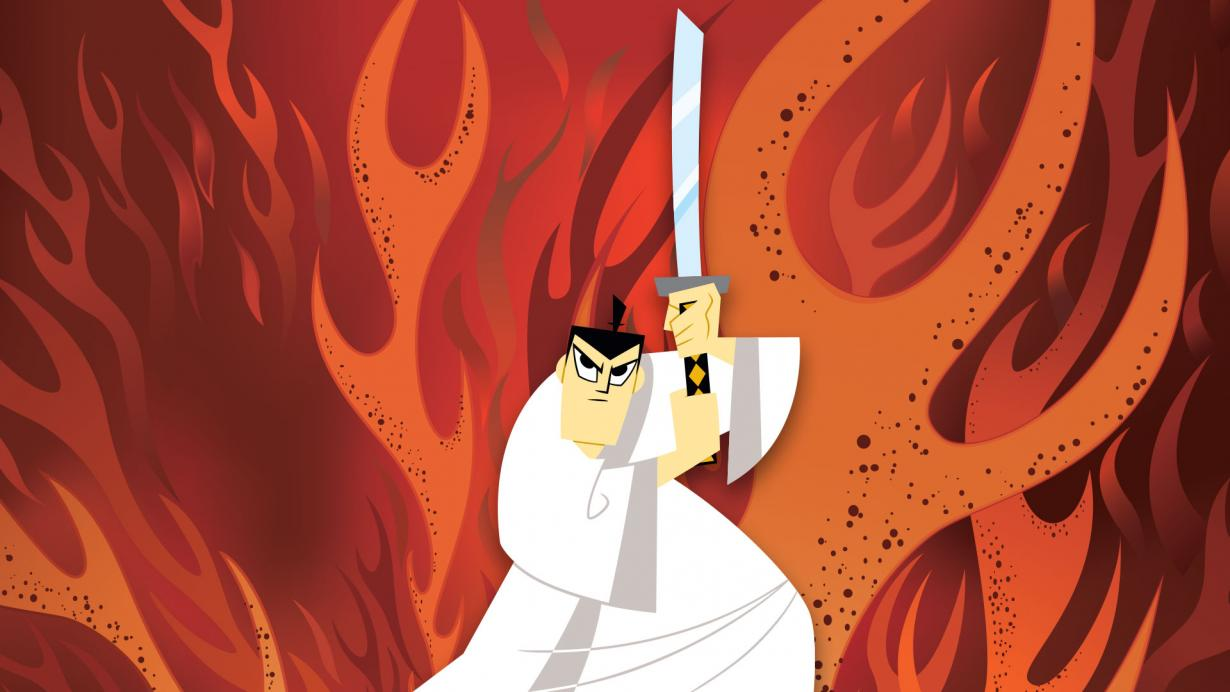 Samurai Jack Fight