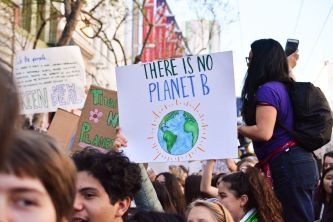 Climate Change Protests: Extinction Rebellion