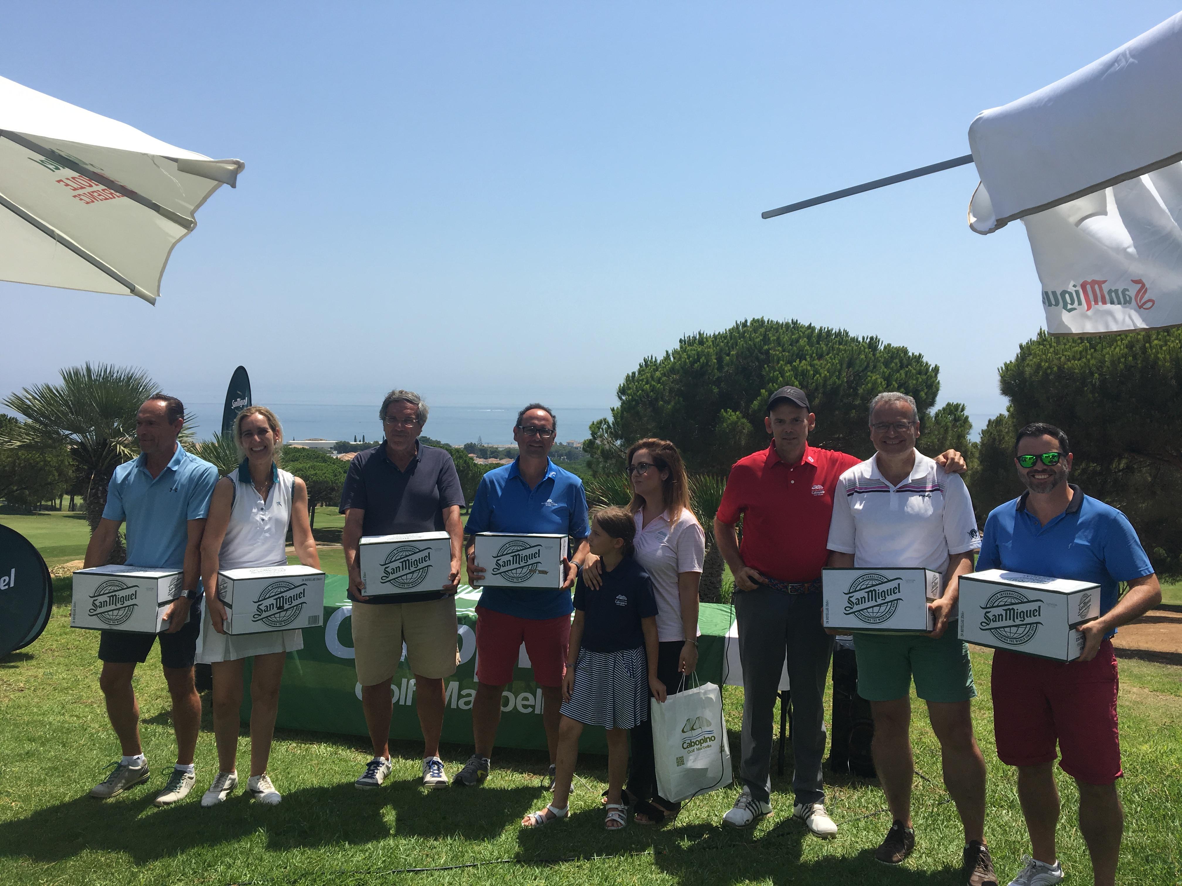 VII Torneo San Miguel Cabopino Golf