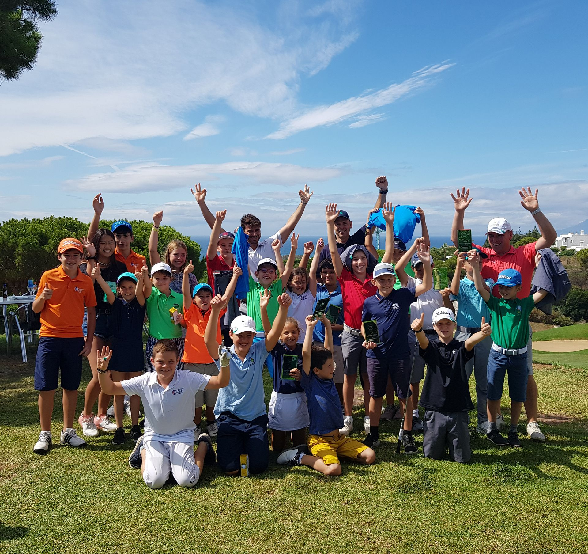 Tercer Torneo Escuela de Golf Cabopino