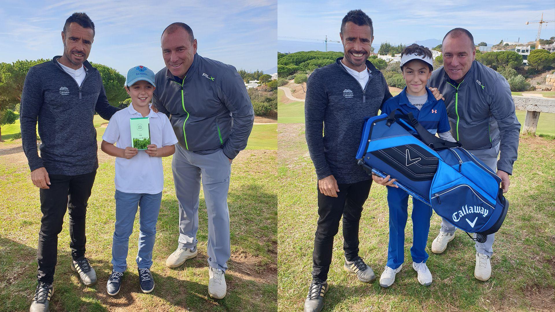 Resultados Cuarto Torneo Infantil Escuela Cabopino Golf
