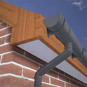 Guttering And Downpipes Roof Guttering C Amp A Building