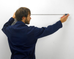 Measure Shower Wall Size