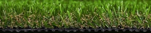 Side View Artificial Grass