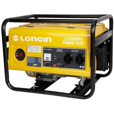Strømaggregater Bensin - Loncin