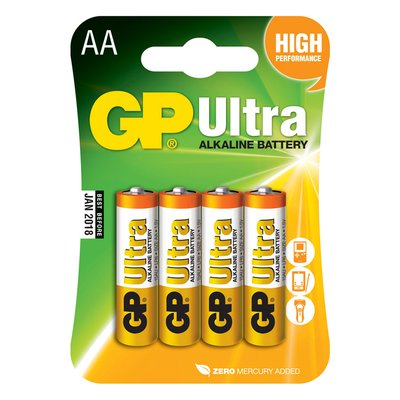 Batterier standard - GP