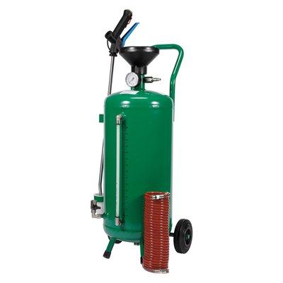 Forvaskesprøyter og pumpekanner