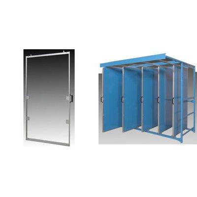 Oppbevaringssystemer for tavler - Indeco