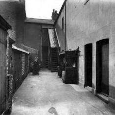 Back of the Empire Theatre, Union Street,