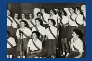 Nelson Hospital, Merton Park: Staff Concert