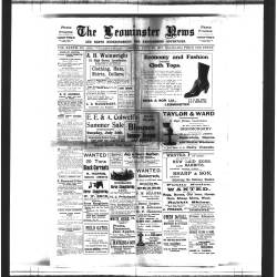 Leominster News - July 1917