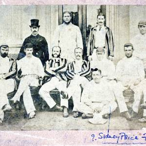 Cricket Club after the Boer War