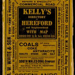 Herefordshire directories