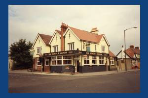 Horse & Groom, Manor Road: Front View