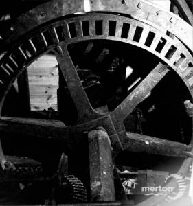 Windmill machinery, Wimbledon Common